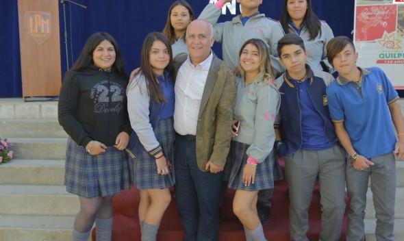 Colegio Manuel Bulnes Prieto Fue El Gran Ganador del 2° Campeonato Interescolar de Fútbol de Quilpué