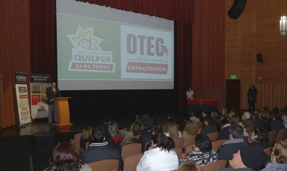 Otec Municipal de Quilpué Abre Cursos para El Segundo Semestre