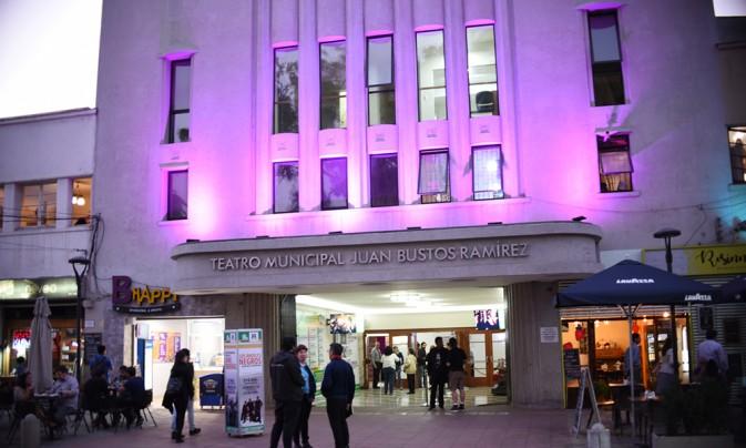 Teatro Municipal de Quilpué