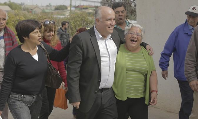 Alcalde Mauricio Viñambres