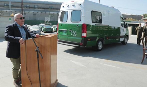 Municipalidad de Quilpué entregará Retén Móvil equipado a Carabineros