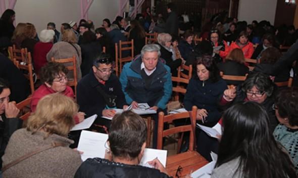 Alta presencia de   sociales de Quilpué en jornada de reflexión por ordenanza de horario límite recomendado infanto-juvenil