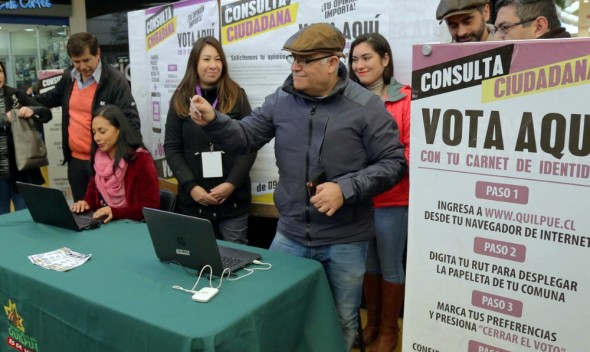 Municipio de Quilpué efectuará consulta ciudadana