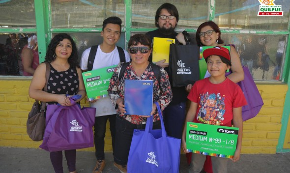 Municipio Abre Inscripciones para Postular a Programa de Ayuda Escolar 2020