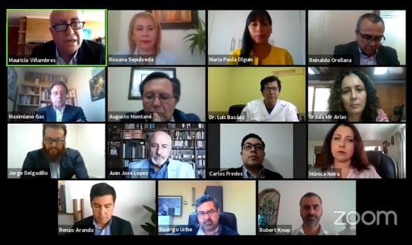 Municipio de Quilpué realiza Cuenta Pública en plataforma virtual y transmitida en directo
