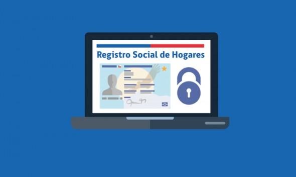 Sabia usted que puede realizar trámites vía web del Registro Social de Hogares?