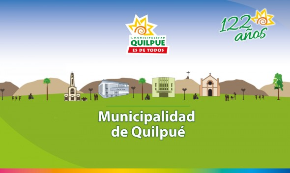 Mensaje de aniversario del Alcalde Mauricio Viñambres en los 122 años de Quipué