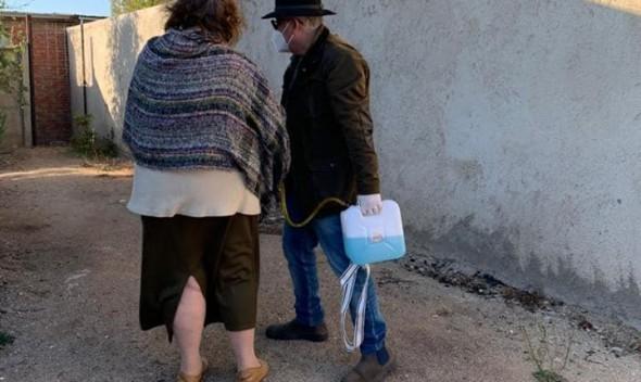Municipio inicia sanitizaciones en los sectores más concurridos de Quilpué