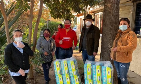 La esperanza y solidaridad de los Quilpueínos nos ayudará a salir adelante