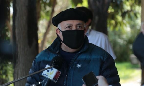 Alcalde Viñambres emplaza a parlamentarios a acusar constitucionalmente a ministro de Salud por aumento de contagios en Quilpué