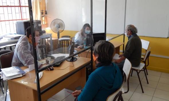 Municipio de Quilpué habilita oficinas en barrios para actualizar Registro Social de Hogares