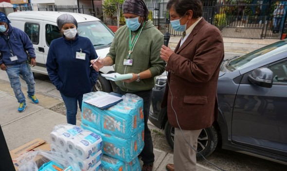 Millonaria inversión municipal en apoyo a pacientes postrados
