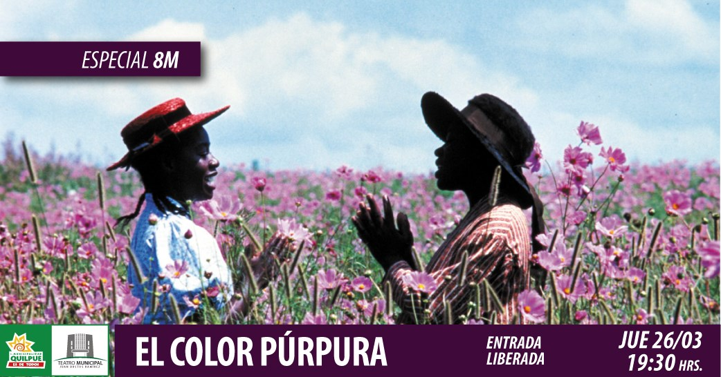 Cine 8M / El Color Purpura (Suspendido)