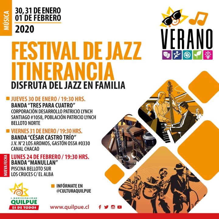 Festival de Jazz Itinerancia