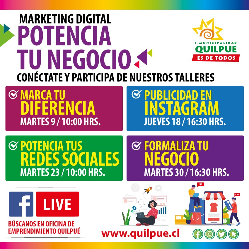 Taller de Marketing Digital Online
