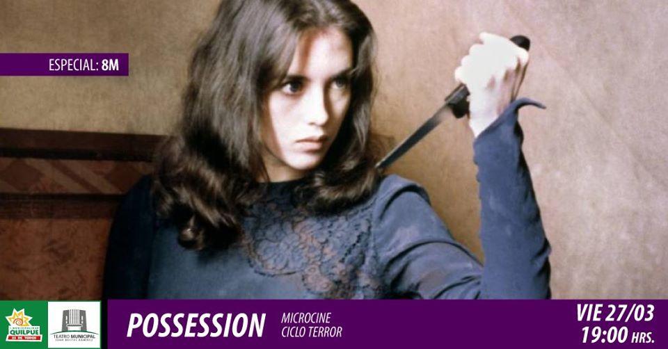 Microcine 8M / Possession (Suspendido)