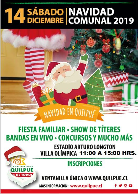 Postulación Regalo de Navidad Quilpué 2019