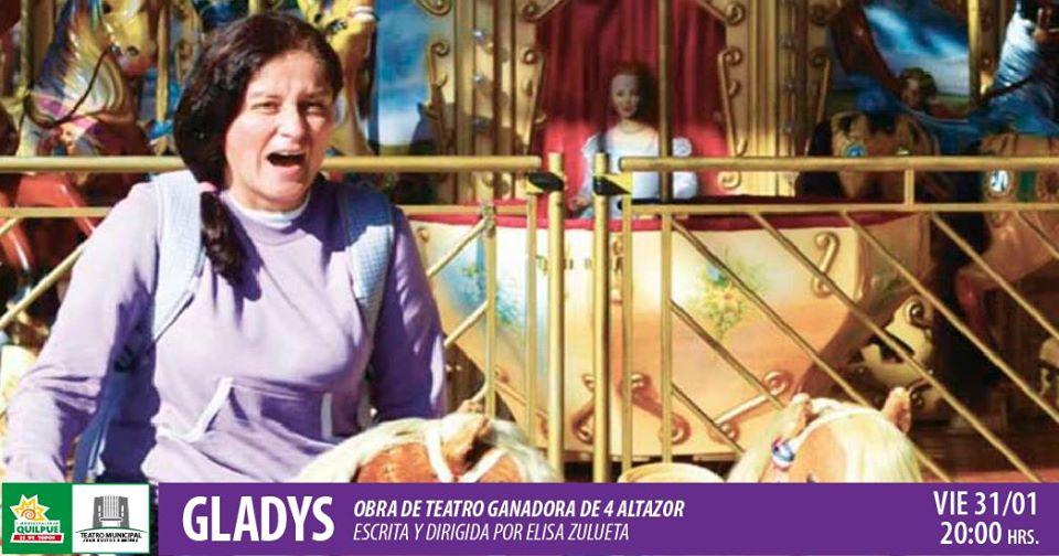 Teatro / Gladys