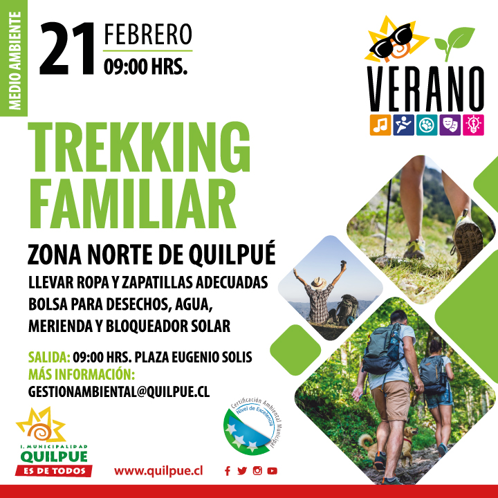Trekking Familiar