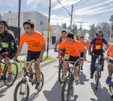 Calle del deporte