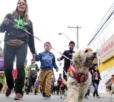 Corrida con Mascotas -Patitas a Correr-