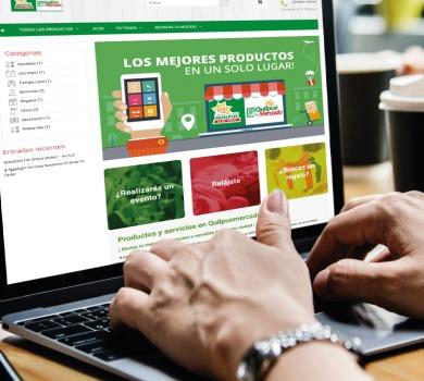 Taller Online: Haz tu tienda en quilpuemercado.cl