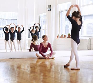 Taller de Iniciación a la Danza con clases en línea
