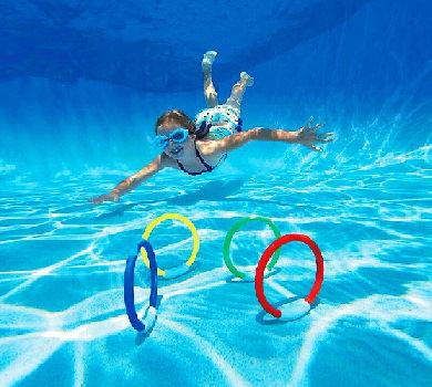 Talleres de piscina