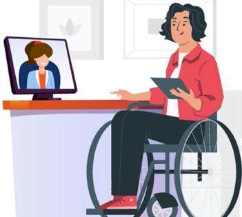 Talleres Online Oficina de Discapacidad