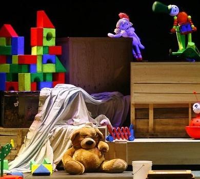 Taller Online: Teatro con tus Juguetes