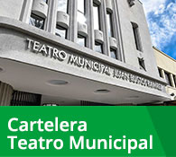 Cartelera Teatro Municipal de Quilpué