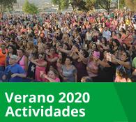 Actividades y eventos Verano 2020