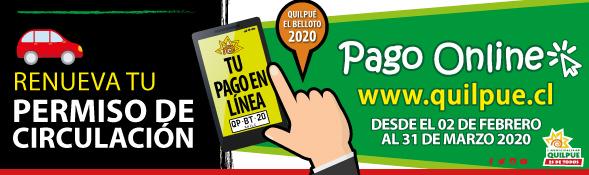 Pago de Permisos de Circulación Quilpué 2020